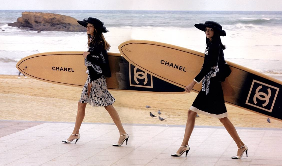 brand extension chanel
