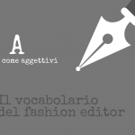fashion editor vocabolario